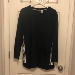 Adidas size large sweatshirt